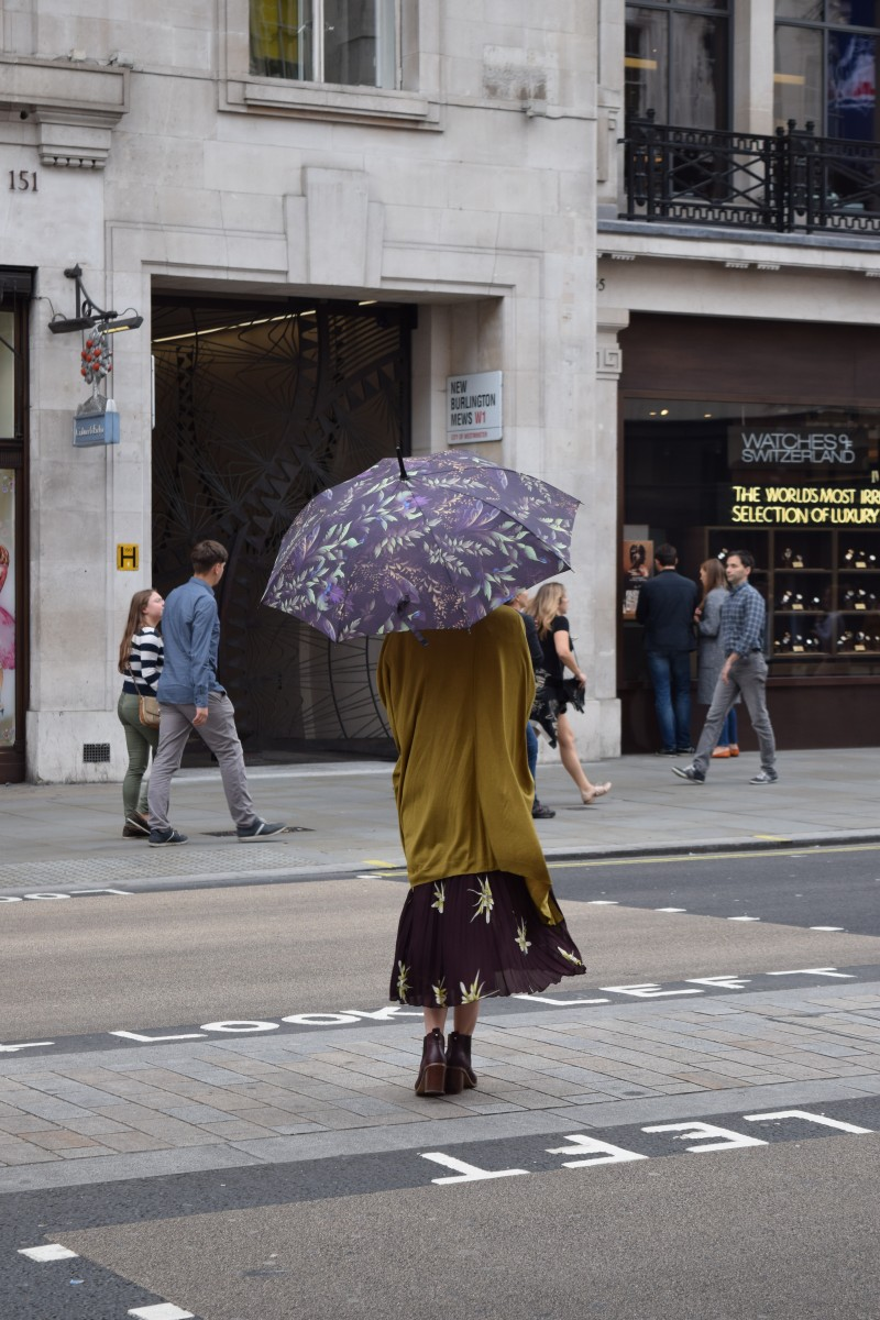 umbrella oxford street